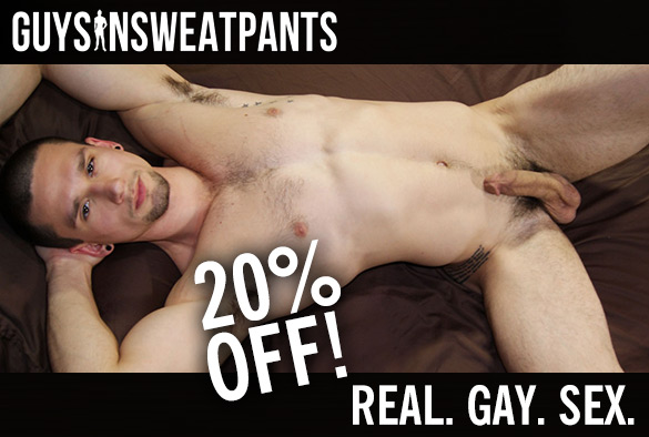 Sale at GuysInSweatpants.com