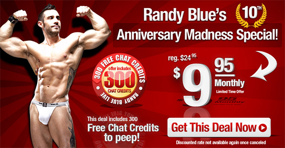 60% off at RandyBlue