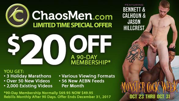 ChaosMen Special Offer