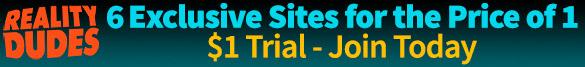 RealityDudes.com $1 Trial