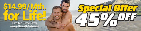 Sean Cody Offer
