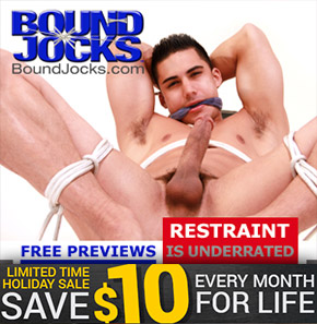 $10 off Bound Jocks