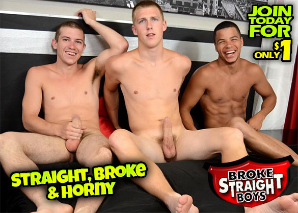 BrokeStraightBoys.com