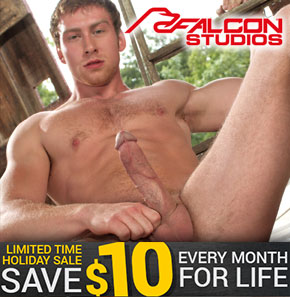 $10 off at Falcon Studios