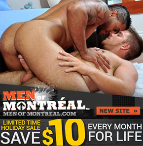 $10 off at Men of Montreal