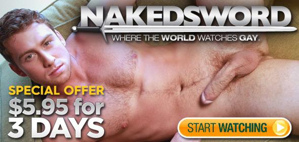 NakedSword Special Offer