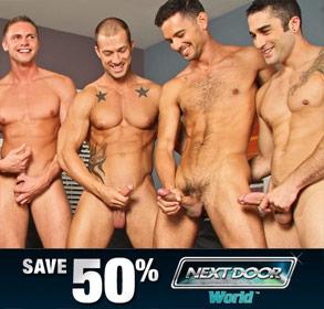 50% off at NextDoorWorld