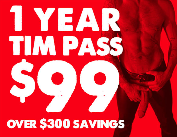 1 Year TIM Pass for $99