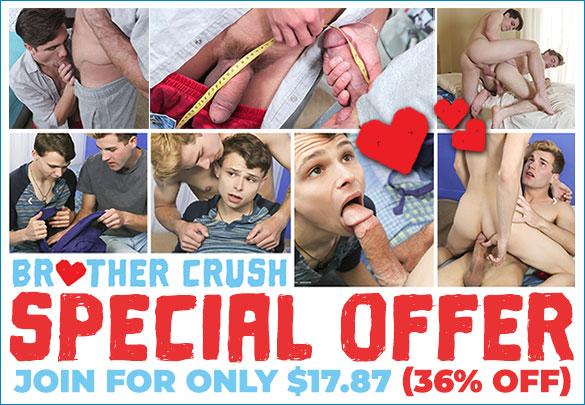 BrotherCrush.com Special Offer