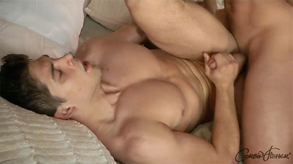 Aiden\\\\'s Triple Load IV (Travis) [CorbinFisher]